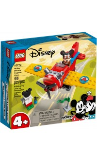 10772 Mickey Mouse's Propeller Plane