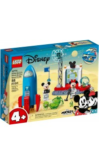 10774 Mickey Mouse & Minnie Mouse's Space Rocket